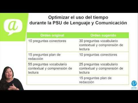 REVISIÓN ENSAYO OFICIAL DEMRE I/PSU LENGUAJE/CLASE N°20