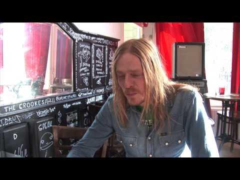 Graveyard interview - Joakim Nilsson (part 1)