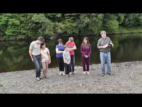 Christian Baptism for Believers in Cork, Ireland (August 2017)