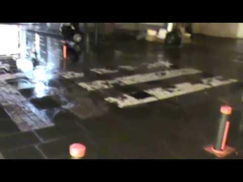 ИСПАНИЯ: Дождь в Санта Круз Тенерифе Канарские острова Santa Cruz De Tenerife