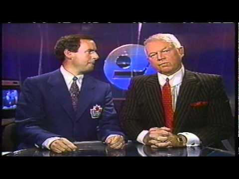 1991 Don Cherry on Eric Lindros