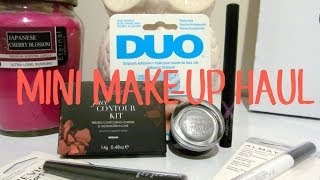 Mini Make Up Haul ft. MAKEUP.CO.NZ & Drugstore Thumbnail
