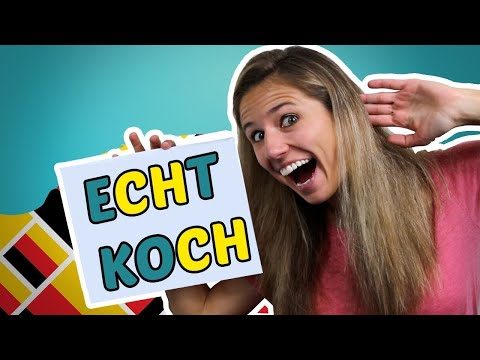 GERMAN PRONUNCIATION 8: How to Pronounce DIFFICULT GERMAN CONSONANTS 😇😇😇