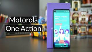 Motorola One Active - czy na pewno dla aktywnych? Recenzja