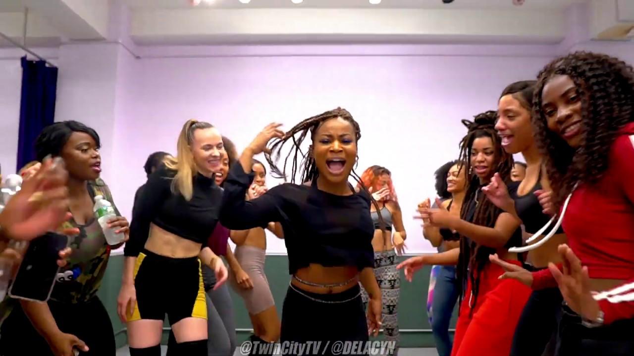 Burna Boy - Ye | Nneka Irobunda Choreography