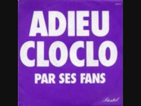 £ Adieu Cloclo ( hommage 1978 par les fans de Claude François ) + paroles