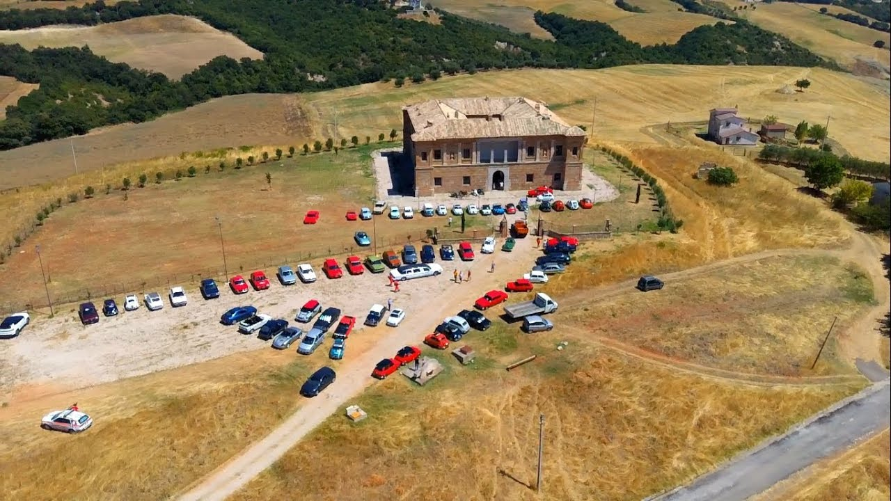 "Raduno auto & moto d'epoca Stigliano ""Memorial Antonio Sammartino"" - Highlights 11/08/2019"