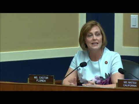 U.S. Rep. Castor on clean & green infrastructure investments in LIFT America Act