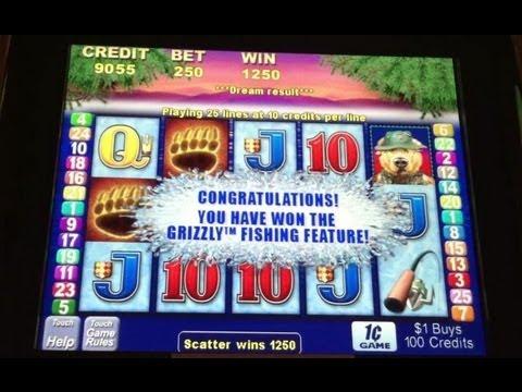 Grizzly casino game casino flight biloxi orlando