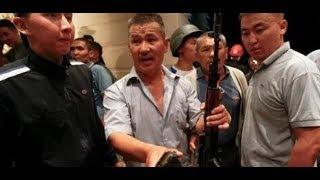 Задержание бывшего президента Киргизии Алмазбека Атамбаева. Повторный штурм дома Атамбаева. Главное.