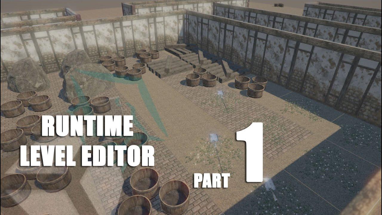 Unity 5 tutorial runtime level editor part 1 grid youtube unity 5 tutorial runtime level editor part 1 grid freerunsca Choice Image