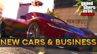 GTA 5 Online NEW CARS & BUSINESS | NEW STUFF & MORE | New Gameplay LIVE