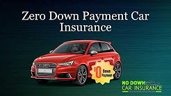 A Step-by-Step Process To Buy Zero Down Payment Car Insurance