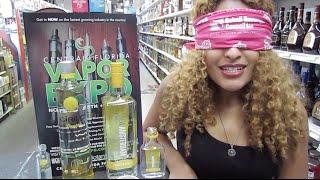 Blind Taste Test | Pineapple Ciroc vs Pineapple New Amsterdam