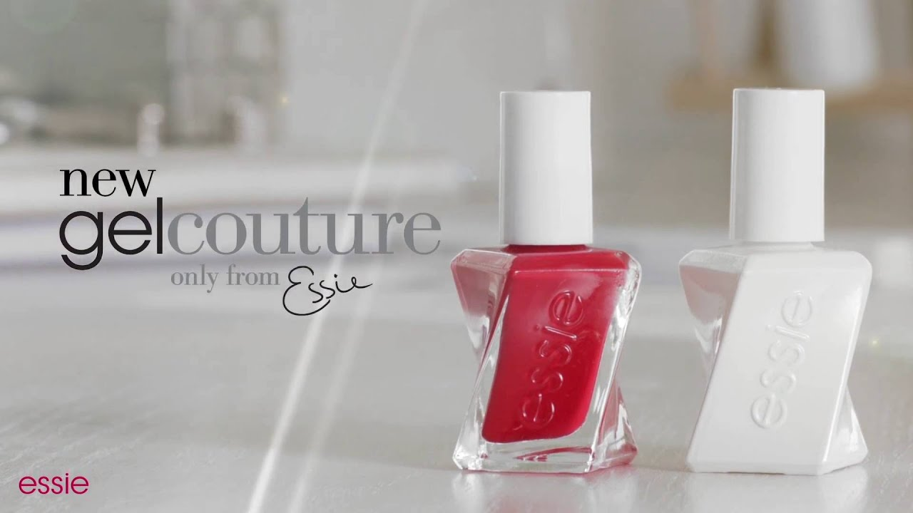 Introducing... essie Gel Couture - YouTube