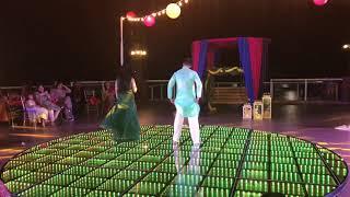 Bollywood salsa couple dance | Pyaar ki ek kahani suno
