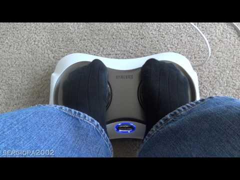 Homedics Shiatsu Pro Foot Massager With Heat On Qvc Doovi
