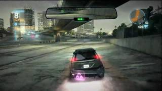 Blur Demo Xbox 360 Motor Mash Gameplay + lobby screen