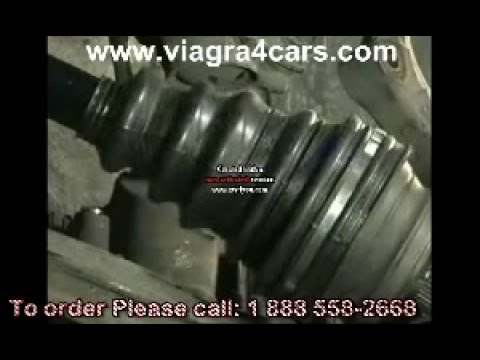 Universal CV Boot installation on the car! without disassembling the axle, drive shaft !