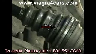 Universal CV Boot Installation On The Car Without Disassembling The Axle Drive Shaft