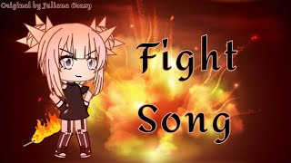 Fight Song || Gacha Life || Music video || Mini movie || Especial +1.000 Subs || (Read description)