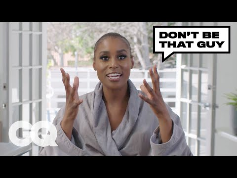 Issa Rae Shares Her Best Dating Advice for Men | GQ