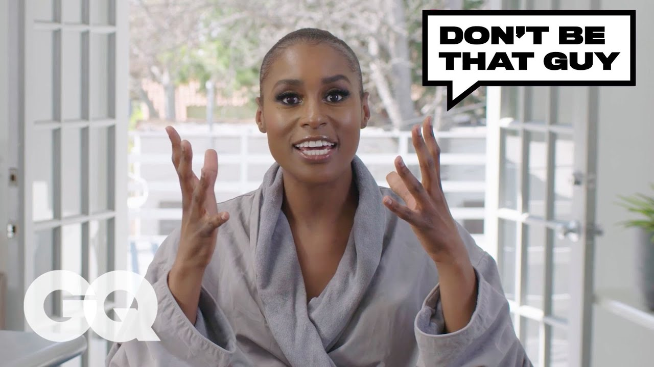 May 2018 - 5 min - Uploaded by GQCreator and star of Insecure Issa Rae has dating advice for you: do NOT ghost her.