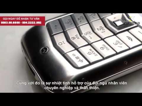 Điện thoại Vertu Constellation và Vertu TI chính hãng tại KhangLuxury.vn