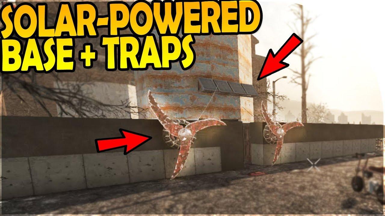 Days To Die Building Traps