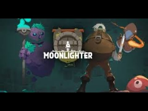Moonlighter? ep.1 {why did i buy this game} |