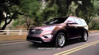 2015 Hyundai Santa Fe Overview - Riverton Hyundai Dealer Utah