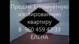 Однокомнатная квартира на Казахской улице.(, 2017-02-17T07:23:38.000Z)