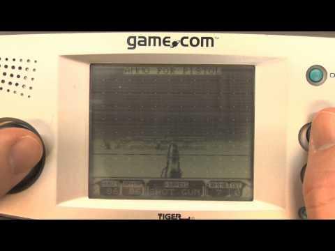 Classic Game Room - DUKE NUKEM 3D review for Game.com