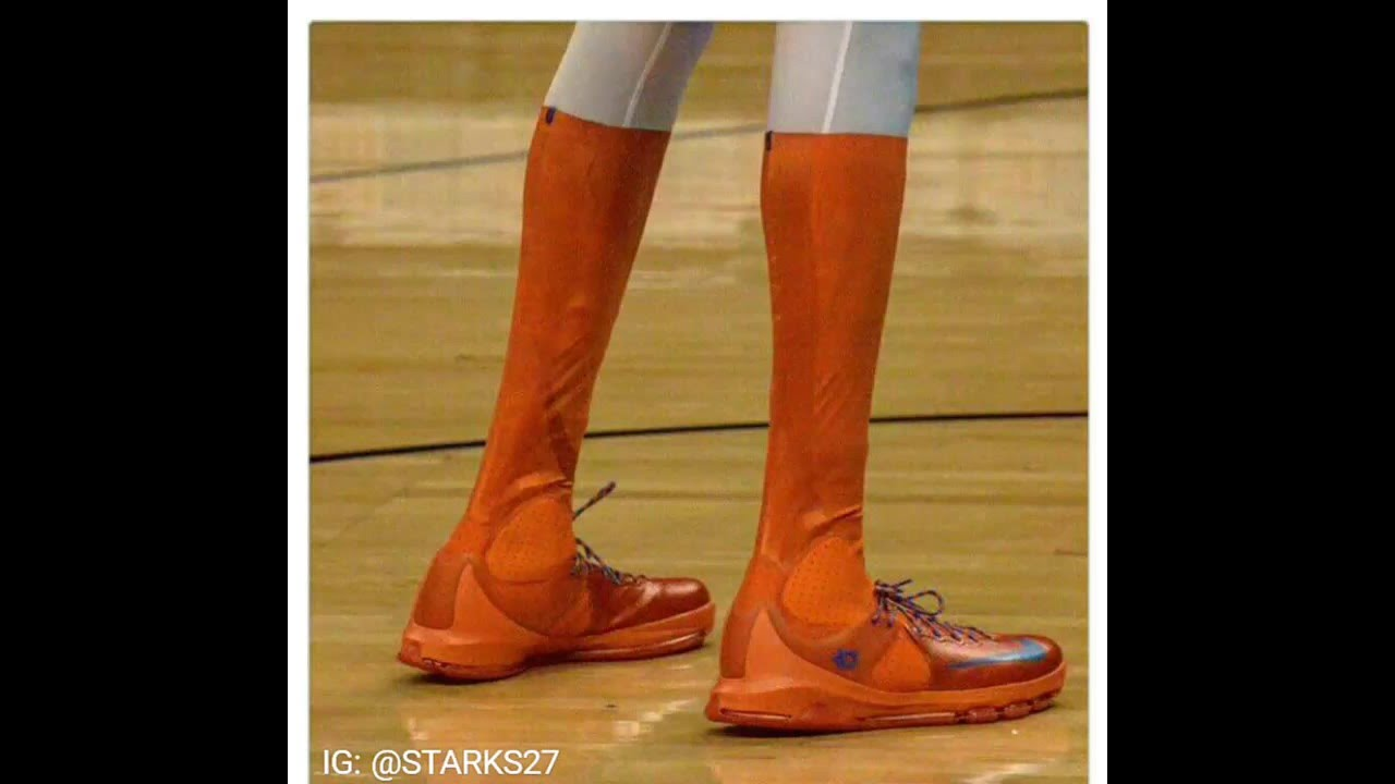 5fc1d66a46a Kevin Durant KD 8 Elite Roast - YouTube