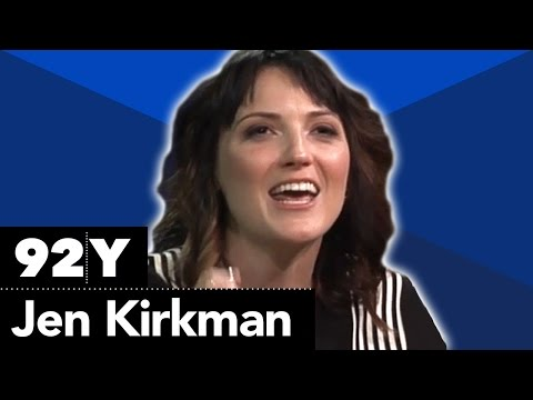 Comedian and Bestselling Author Jen Kirkman in Conversation with Jenni Konner