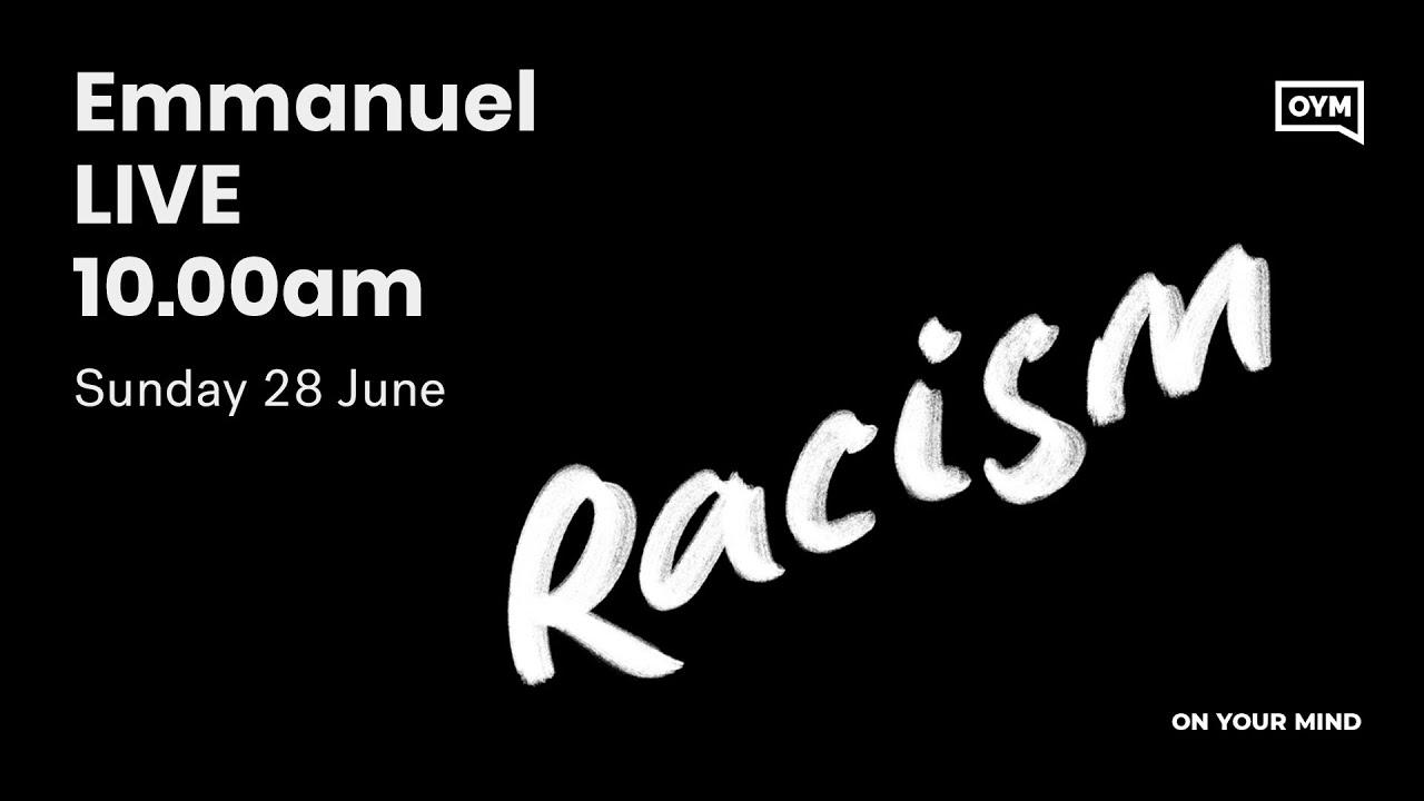 Emmanuel Live Online Service // 10am Sun 28 June 2020 Cover Image