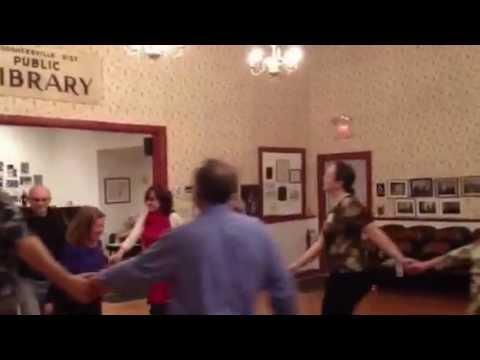 Old Songs dance, Voorheesville, NY