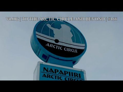VLOG | TO THE ARCTIC CIRCLE AND BEYOND | #166