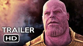 Avengers: Infinity War Official Trailer #1 (2018) Marvel Superhero Movie HD