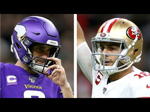 49ers Vs Vikings The Divisional Round Is Set!