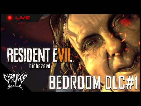[LIVE] Resident Evil 7 Biohazard #DLC Bedroom: ตอน ในห้องนอน ! 1 ชีวิต = 1 เกมส์สุ่ม