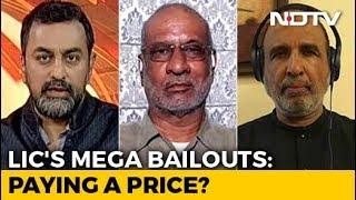 Reality Check | LIC Bailouts: Raiding Family Silver?