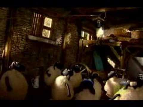 Shaun the Sheep, opening and closing credits (English ...