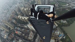 Chinese Daredevil Clips and Final Moments before Death
