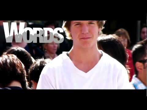 Words - Discover Melbourne   Melbourne Tourism Advertisement