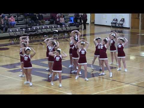 Galax High School Cheer Routine