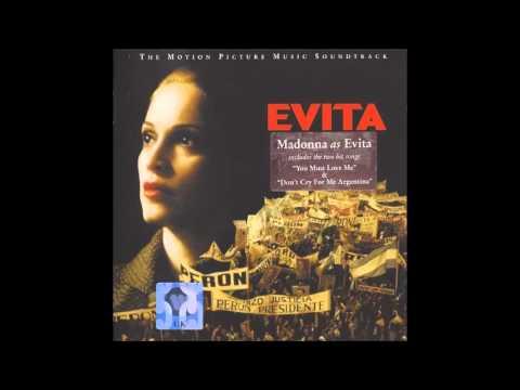 Madonna Waltz for Eva & Che with Antonio Banderas