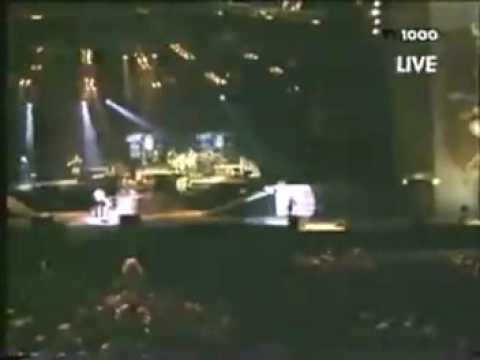Guns N' Roses Paradise City Paris 92