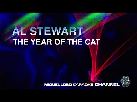 [Karaoke] AL STEWART - YEAR OF THE CAT - Miguel Lobo