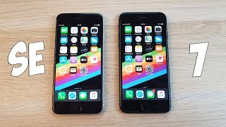 IPHONE 7 VS IPHONE SE 2 - ЕСТЬ ЛИ СМЫСЛ ОБНОВЛЯТЬСЯ? ПОЛНОЕ СРАВНЕНИЕ!
